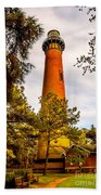 Light At Currituck Beach Towel
