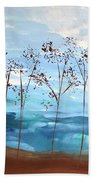 Light Breeze Beach Towel