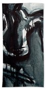 Light In The Darkness Beach Towel