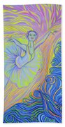 Light Of Inspiration Beach Towel