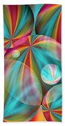 Light Spectrum 2 Beach Towel