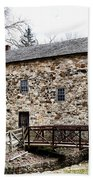 Lightfoot Mill At Anselma Chester County Beach Towel