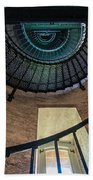 Lighthouse Stairs Beach Towel