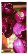 Lilies To Go Beach Towel