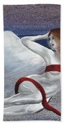Lilith Beach Towel
