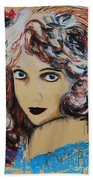 Lillian Gish Beach Towel