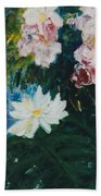 Lillie Pond Beach Towel
