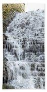 Limestone Falls 2 Beach Towel