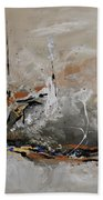 Limitless - Abstract Painting Beach Towel by Ismeta Gruenwald