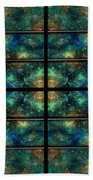Limitless Night Sky Beach Towel