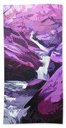 Limpy Creek Beach Towel