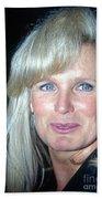 Linda Evans 1991 Beach Towel
