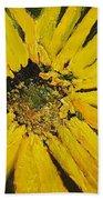 Linda's Arizona Sunflower 2 Beach Sheet