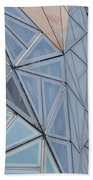 Lines - Shapes - Colors Beach Towel