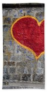 Lionheart Beach Towel