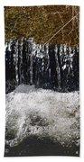 Liquid Bubbles Beach Towel