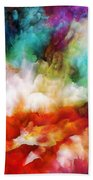 Liquid Colors - Original Beach Towel