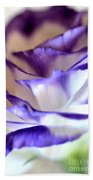 Lisianthus  Beach Towel