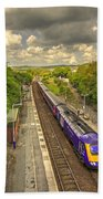 Liskeard Hst Beach Towel