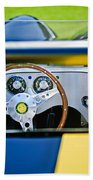 Lister Steering Wheel Beach Towel
