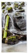 Little Cascade In Marlay Park Beach Towel