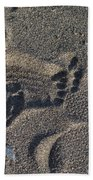 Little Prints Beach Towel