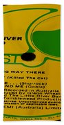 Little River Band It's A Long Way There Side 1 Beach Towel