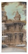 Littlefield Mansion Beach Towel