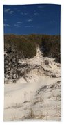Lively Dunes Beach Towel