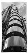 Lloyds Building London Beach Towel