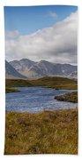Lochan Na H-achlaise Beach Towel