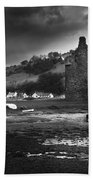 Lochranza Castle Beach Towel