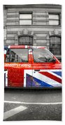 London's Calling Beach Towel
