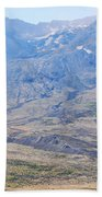 Lone Evergreen - Mount St. Helens 2012 Beach Towel