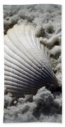 Lonely Shell Beach Towel