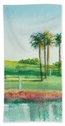 Long Beach Lighthouse Beach Towel