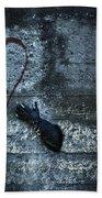 Longing For Love Beach Towel by Joana Kruse
