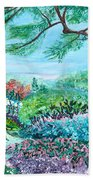 Longwood Gardens Beach Towel