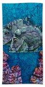 Lookdowns Pair Beach Towel