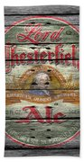 Lord Chesterfield Ale Beach Towel