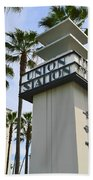 Los Angeles Union Station. Beach Towel