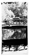 Lost Lagoon Bridge  Beach Sheet