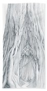 Lothlorien Mallorn Tree Beach Towel