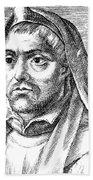 Louis De Blois (1506-1566) Beach Towel