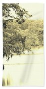 Louisiana Chicot State Park  Beach Towel