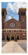 Louisiana Church Beach Towel