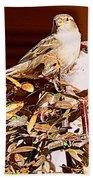 Love Birds II Beach Towel