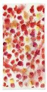 Love In Colours Beach Towel