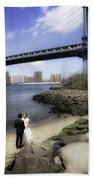 Love In The Afternoon - Dumbo Beach Towel