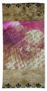 Love Is Forever Beach Towel